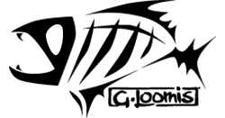 G-Loomis-logo-black250px